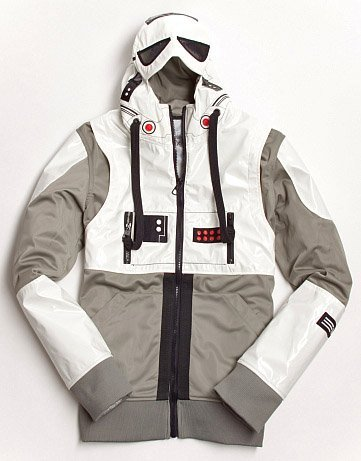 Star Wars At-At Stormtrooper Jacket