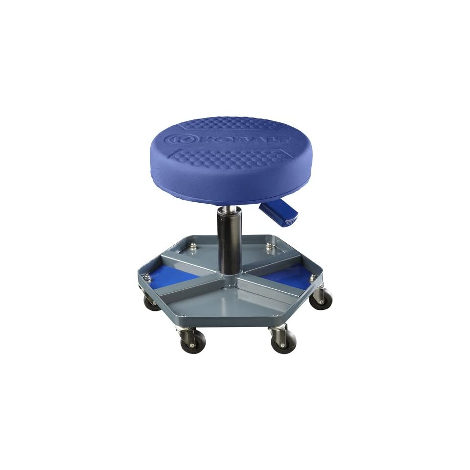 Superb Kobalt Adjustable Shop Stool 85010 On Popscreen Machost Co Dining Chair Design Ideas Machostcouk