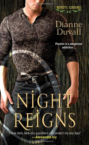 Night Reigns cover