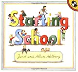 Starting School (Picture Puffin) (0140508430) by Ahlberg, Allan