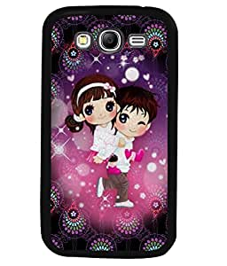 Printvisa 2D Printed Love Designer back case cover for Samsung Galaxy Grand - I9082 - D4336