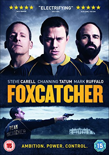 Foxcatcher [DVD] [2015]
