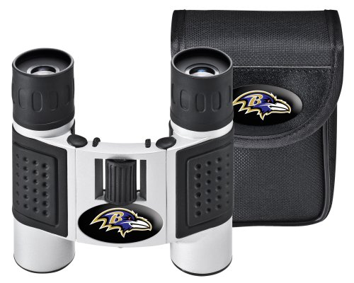 Nfl Baltimore Ravens High Powered Compact Binoculars