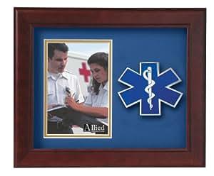Allied Frame Emergency Medical Services Vertical Picture Frame
