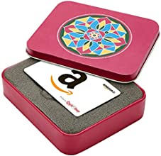 Amazon.in Purple Gift Card Box - Rs.5000, White Card