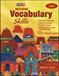 Building Vocabulary Skills A(c) - Stu...