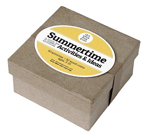 The Idea Box Kids Summertime Activities For Kids