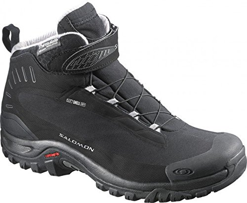 Salomon Scarponi Deemax 3 TS WP Waterproof Black/Black/Aluminium Size UK 8.5 EU 42 2/3