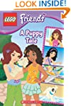 LEGO Friends: A Puppy Tale (Comic Rea...