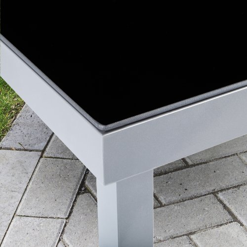 Ultranatura Aluminium Table, Korfu Series - Basic
