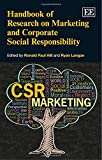img - for Handbook of Research on Marketing and Corporate Social Responsibility (Elgar Original Reference) book / textbook / text book