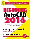 img - for Beginning AutoCAD 2016 book / textbook / text book