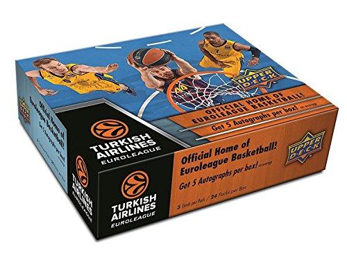 2015-16 Upper Deck Euroleague Basketball online bestellen