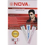 Nova Rechargeable Trimmer & Shaver for Men Hair Trimmer Beard Trimmer Moustache Trimmer NHC-3780