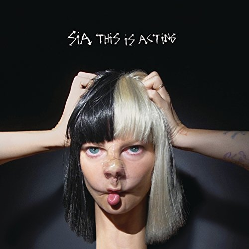 Original album cover of This Is Acting by Sia