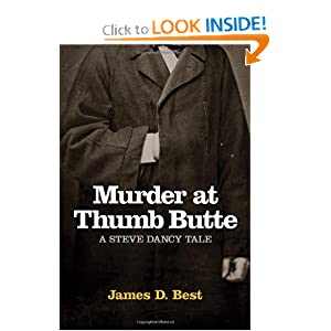 Thumbs Sideways for 'Murder at Thumb Butte'