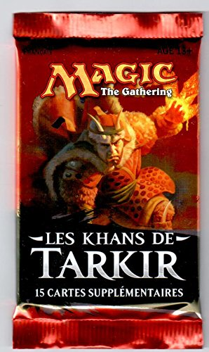 Magic: The Gathering - Khans of Tarkir French Booster Pack (15 Cards)