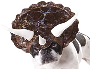 Animal Planet PET20104 Triceratops Dog Costume, Medium