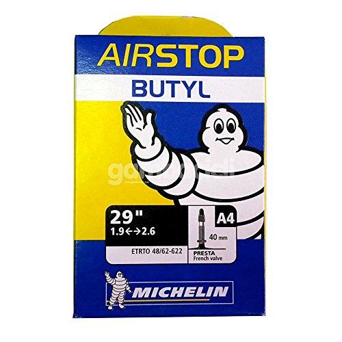 Michelin Camera D'aria Airstop  29 x 1.9/2.6 Inch presta