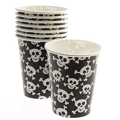 Skull And Crossbones Cups