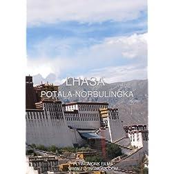 Lhasa: Potala-Norbulingka