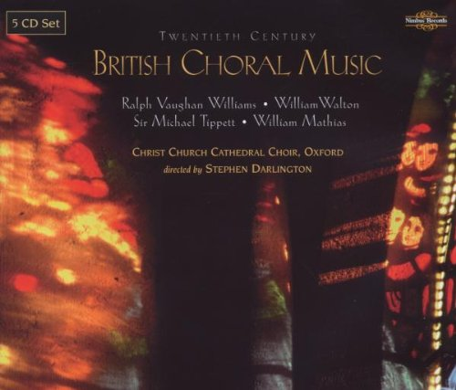 British Choral Music Of 20th Ctry / Var (Box) British Choral Music Of 20th Ctry / Var