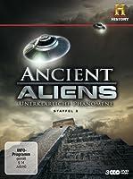 Ancient Aliens - Unerkl�rliche Ph�nomene - Staffel 2
