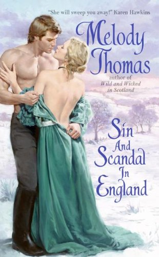Image of Sin and Scandal in England (Charmed and Dangerous)