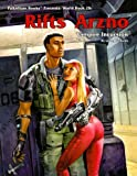 Jason Richards Rifts Arzno Vampire Incursion: Rifts World Book 28