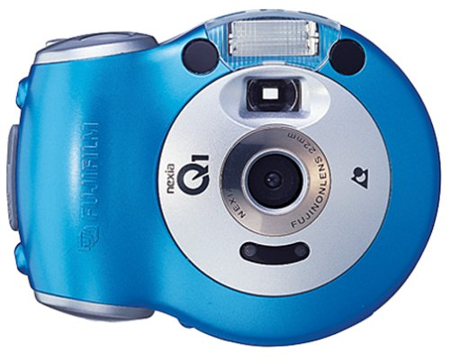 Lowest Prices! Fujifilm Q1 24mm APS Camera (Royal Blue)