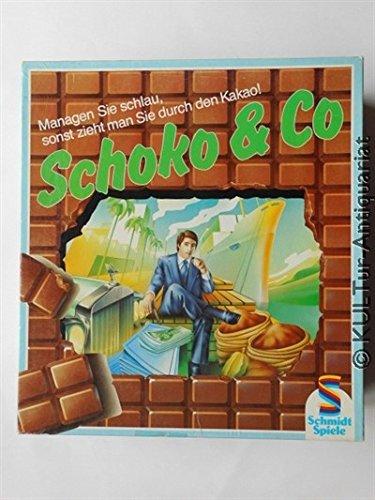 Schoko & Co. Managen Sie schlau, sonst zieht man Sie durch den Kakao! [Brettspiel]. günstig online kaufen
