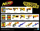 Nerf N - Strike Maverick Dart Blaster - Double Your Darts