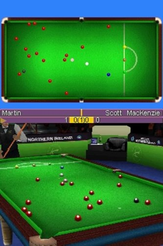 World Snooker Championship  galerija