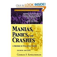 Manias, Panics, and Crashes - Charles P. Kindleberger