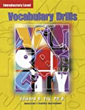 Jamestown's Reading Improvement Series: Vocabulary Drills: Introductory