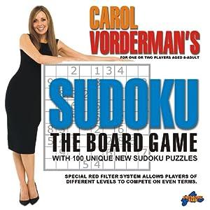 Carol Vorderman's Sudoku - The Board Game