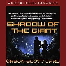 Shadow of the Giant | Livre audio Auteur(s) : Orson Scott Card Narrateur(s) : David Birney, Scott Brick, Full Cast