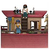 Jouet : Playmobil - 3255 - Le Zoo - Arche de Noé