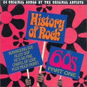 The Hollywood Argyles - History Of Rock 1: 60