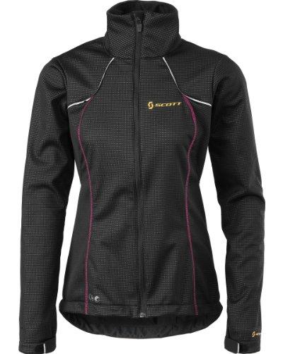 Scott Shadow Plus AS Damen Fahrrad Windstopper Jacke schwarz 2013: Größe: XL (44/46)