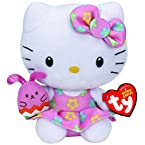 Hello Kitty with Bunny Beanie Baby