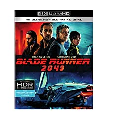 Blade Runner 2049 [4K Ultra HD + Blu-ray]