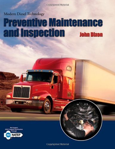 Modern Diesel Technology: Preventive Maintenance and...