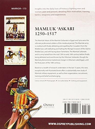 Mamluk 'Askari 1250-1517 (Warrior)