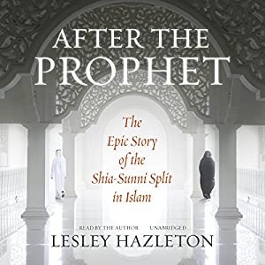 After the Prophet | Livre audio