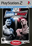 WWE SmackDown vs RAW 2006 Platinum (PS2)