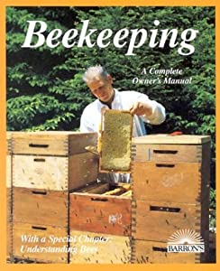 "Cover of ""Beekeeping (Complete Pet Owner'..."