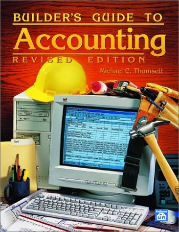 Builder's Guide to Accounting PDF