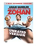 You Dont Mess With the Zohan (Unrated Extended Single-Disc Edition)