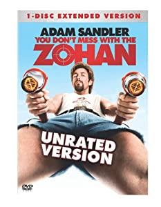 "Cover of ""You Don't Mess With the Zohan (..."